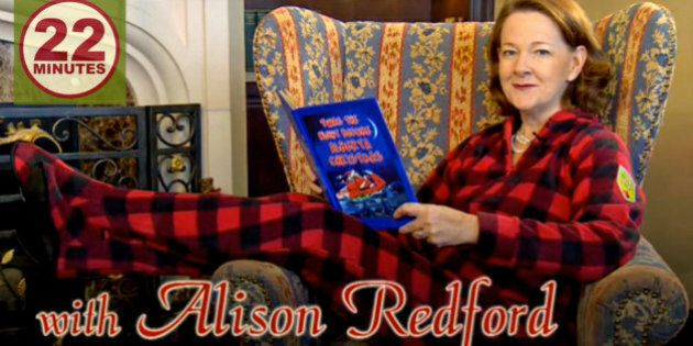 Alison Redford In 22 Minutes 2013 Christmas