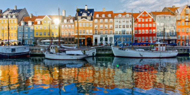 Denmark's Welfare System Means It Has One Of The Narrowest Wealth Gaps In The