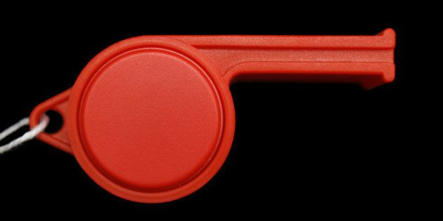 Protecting Whistleblowers Is the Key to Ending
