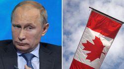 Putin To Canada: Not So