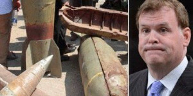 Cluster Bomb Bill: Tories Win Support With Proposed