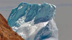 LOOK: This Iceberg Is