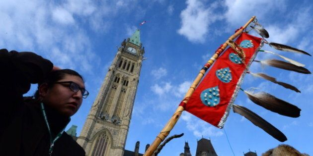 Idle No More One Year Anniversary Marked With Smaller