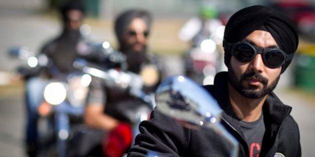 Ontario's Turban-Wearing Sikhs Must Wear Helmets When Riding Motorbikes: