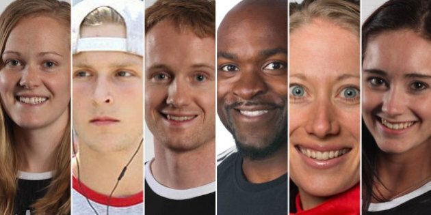 Alberta Olympians Who Are Totally Cute, But Totally