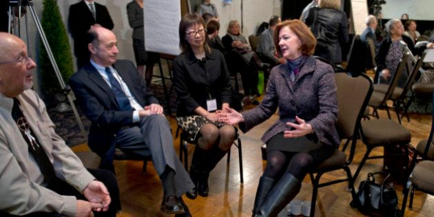 Alison Redford On Foster Care Deaths: Issue Close To My