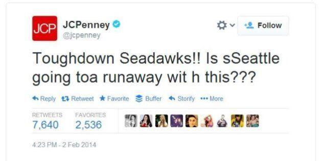 JC Penney Super Bowl 'Mitten' Tweets Puzzle Social Media