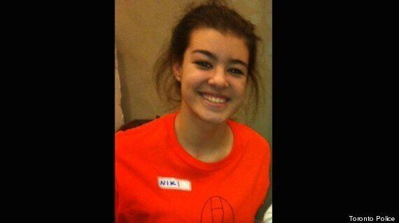 Nikolia Lukovic Missing: Toronto Police Ask For Help Finding 15-Year-Old
