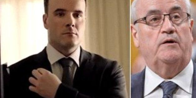 Julian Fantino Defends Veterans Affairs Ad Airing During NHL Playoffs