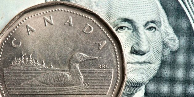 Canadian Dollar Hits Lows Not Seen Since