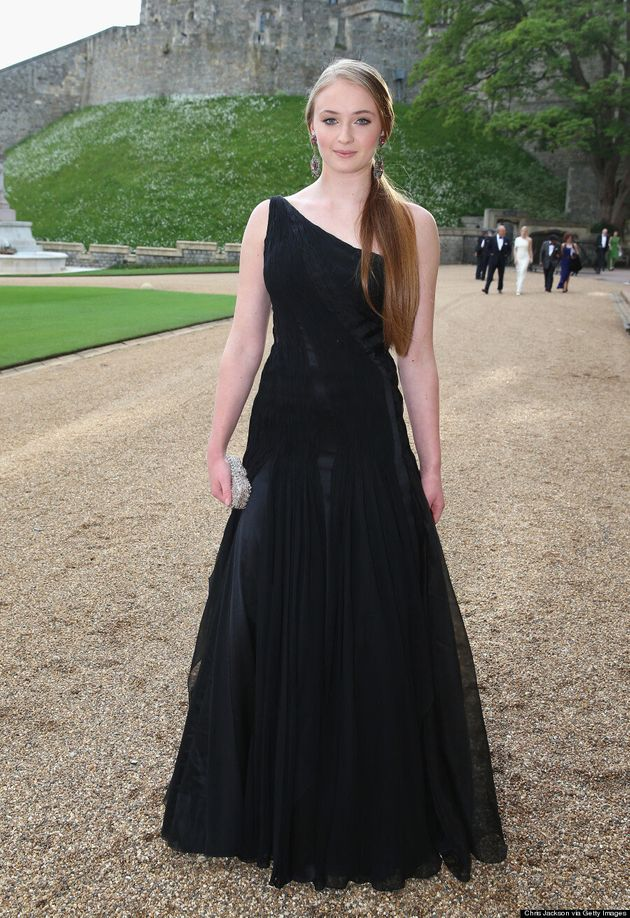 Sophie Turner Is So Beautiful At Prince William's Charity