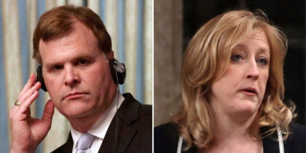 John Baird, Lisa Raitt Subject Of Ontario PC