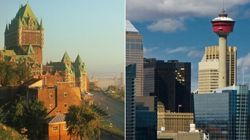LOOK: The East-West Divide Opening In Canada's Housing