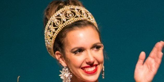 Miss World Canada 2014 Crowns Annora Bourgeault