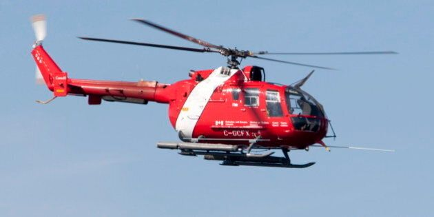 Second Coast Guard Bell Helicopter Contract May Be De Facto Single-Source