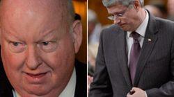 Harper Is a Mere Extra in Duffy's Senate