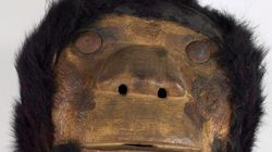 Sasquatch Mask Returned Home After 75