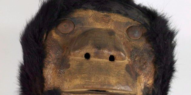 Sasquatch Mask Returned To B.C. First