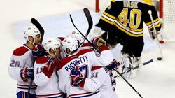 Habs Crush Bruins Out Of