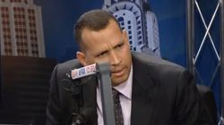 A-Rod Storms Out Of