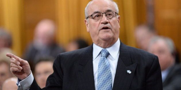 Veterans Affairs Minister Julian Fantino Blames Union Amid