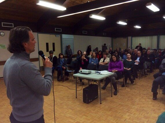 Town Hall Is Reminder That Pipeline Agenda Will Cost Harper