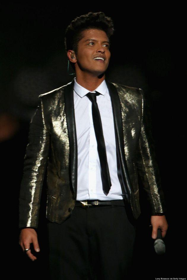 Reddit Has Found Bruno Mars' Doppelganger