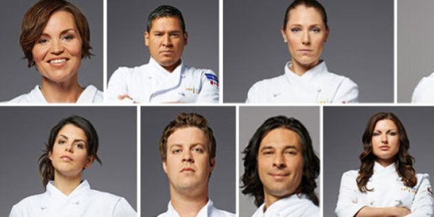Top Chef Canada Season Four Contestants Split Along Gender