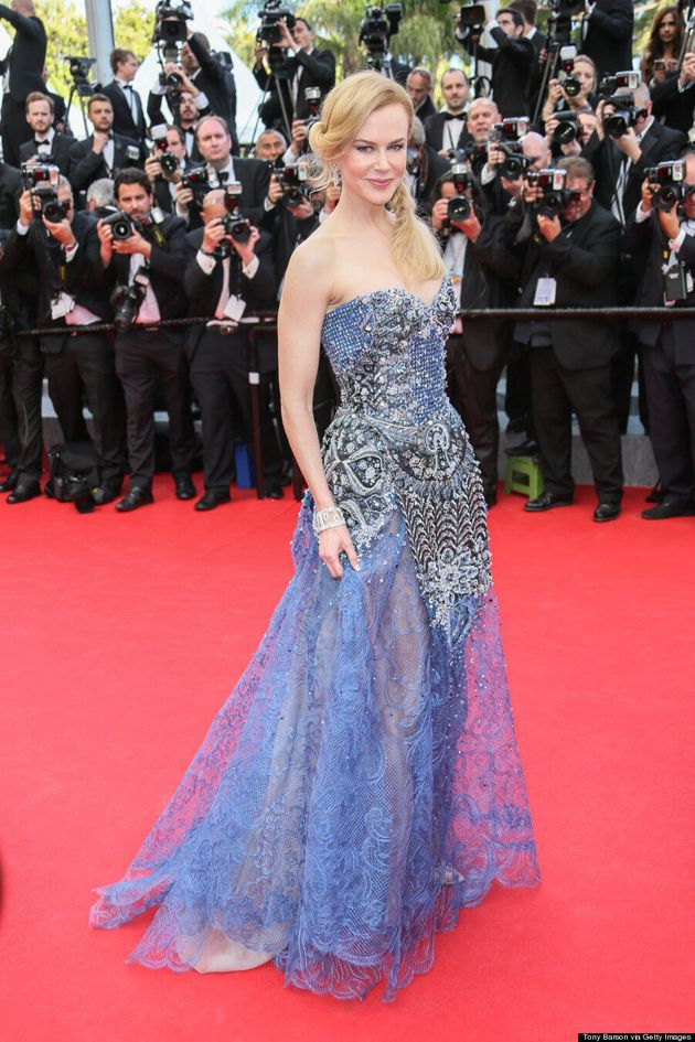 Nicole Kidman's Cannes 2014 Dress Is Fit For A Princess (Of