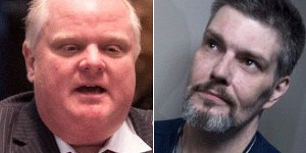 Scott MacIntyre, The Man Suing Rob Ford, Praised The Mayor Months