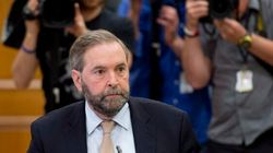 Mulcair Testifies In Historic