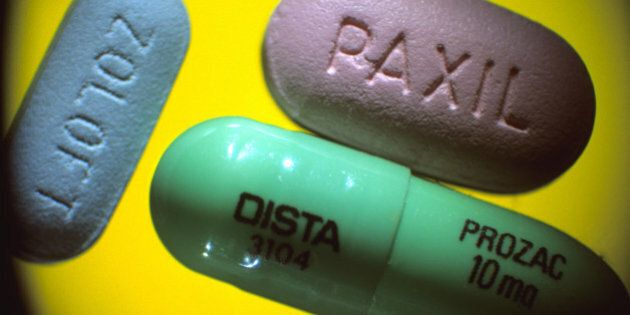 Antidepressant Use In Canada Among Highest In World: