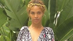 Beyonce's Perfect Instagram