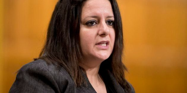 Sana Hassainia Quits NDP Caucus Over Thomas Mulcair's Stance On