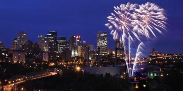 Best Places In Edmonton To See Canada Day 2014