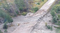 Mudslides Close Highway 99 Near