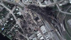 Lac-Megantic Residents Disgusted By This Google Maps