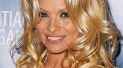 Pamela Anderson Poses