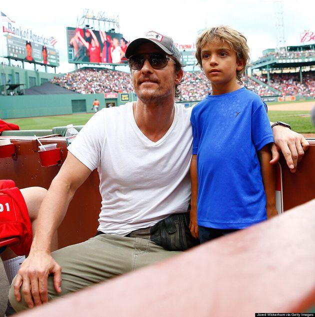 Matthew McConaughey Is Singlehandedly Bringing Back The Fanny