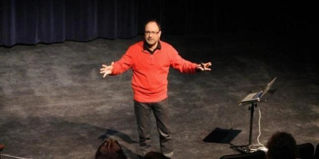 Edmonton Fringe Festival 2014: Dr. Arya Sharma Mixes Comedy, Science In Show About