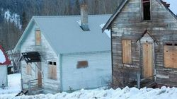 Own A B.C. Ghost Town For Under