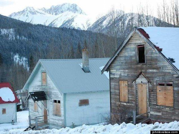 Bradian, B.C. Ghost Town For Sale