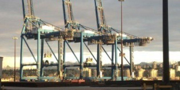 Fraser Surrey Docks Coal-Shipping Facility Approved By Port Metro