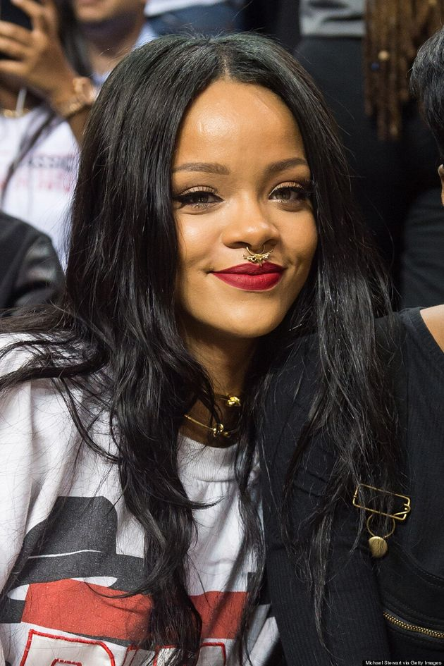Rihanna's Courtside Style Is Hotter Than Yours,
