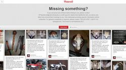 LOOK: Police Pinterest Page Has All Kinds Of Weird Stolen