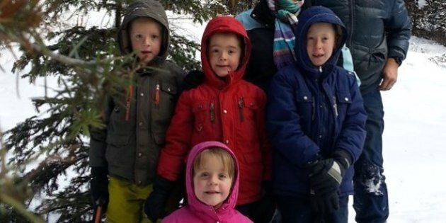 Quadruplets From B.C. Diagnosed With Lyme