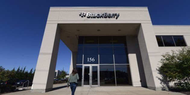 BlackBerry Ditches 3 Million Square Feet Of Canadian Real