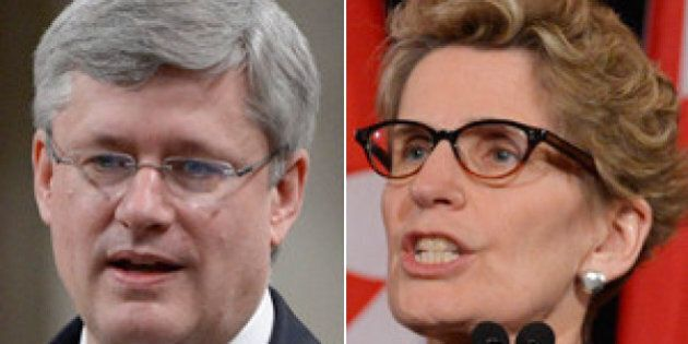 Wynne: Harper's Missing, Murdered Aboriginal Women Comments