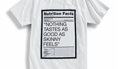 HBC's Pro-Anorexia T-Shirt Reminds Me of My Own Eating