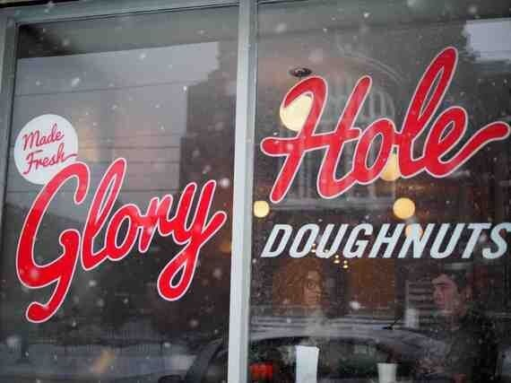 Talking Doughnuts and Glory Holes with Ashley Jacot De
